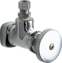 Chicago Faucets - 992-CP - Angle Stop