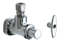 Chicago Faucets - 994-CP - Angle Stop
