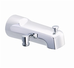 Alsons 1072PK Add-A-Shower Diverter Tub Spout