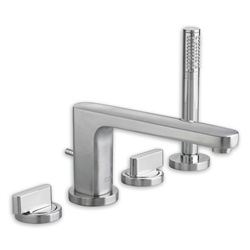 American Standard 2506.921 - Moments Deck-Mount Tub Filler
