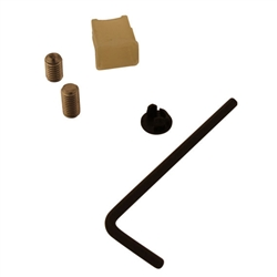 American Standard - 30126-0070A - Button & Screw Set
