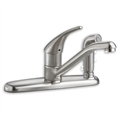 American Standard 4175.503 - Colony Soft 1-Handle Kitchen Faucet with Side Spray