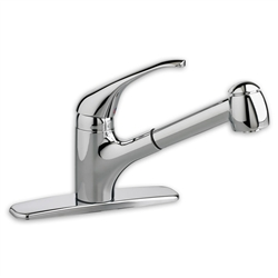 American Standard 4205.104 - Reliant + 1-Handle Pull-Out Kitchen Faucet