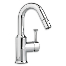 American Standard 4332.410 - Pekoe 1-Handle Pull-Down Bar Sink Faucet