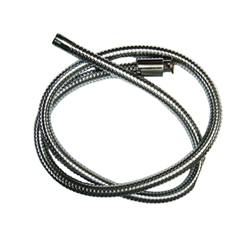 American Standard 51013-0020A - Polished Chrome Hose with Seals