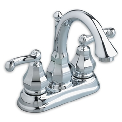 "American Standard 6028.201 - Dazzle 2-Handle 4"" Centerset High-Arc Bathroom Faucet"