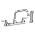 American Standard 6408.140 - Monterrey Top Mount Kitchen Faucet