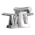 "American Standard 7010.201 - Green Tea 4"" Centerset Pull-Out Bathroom Faucet"