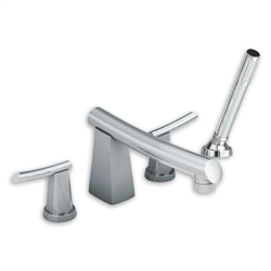 American Standard 7010.901 - Green Tea Deck-Mount Tub Filler