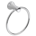 American Standard 8337190.013 TRANSITIONAL TOWEL RING, Polished Nickel PVD