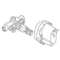 American Standard R510 - Ceratherm Central Thermostat