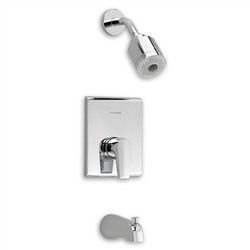 American Standard T590508 - STUDIO PB BATH/SHOWER TRIM W/ FW SHOWER