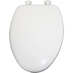 Bemis 1583slow Nextstep 174 Elongated Toilet Seat