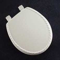 Bemis 23ec Toilet Seat With Rope Design And Durable High