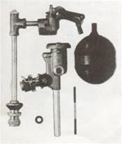 Case 50 Ballcock Repair Kit Model 5150
