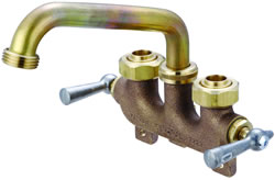 Central Brass 0469-C - Cast Brass Laundry Faucet