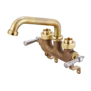 Central Brass 0470 - LAUNDRY FAUCET 3 1/2 CTRS 1/2F PIPE