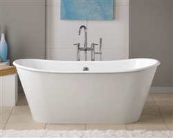Cheviot 2155W - IRIS Cast Iron Bath
