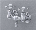 Cheviot 3100BN - TUB FILLER-BRUSHED NICKEL