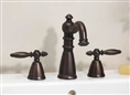Cheviot 5288AB - WIDESPREAD LAVATORY FAUCET-ANTIQUE BRONZE