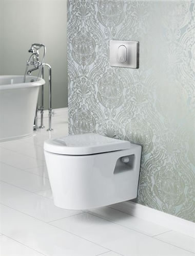 Cheviot 837 Matrix Wall Hung Water Closet Toilet Bowl Het