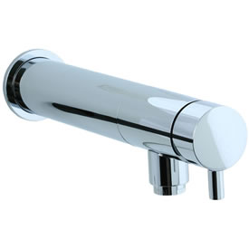 Cifial 221.157.625 - Techno Single Handle Lavatory or Kitchen Faucet, Wall Mounted - Polished Chrome