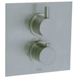Cifial 221.614.620 - Thermostatic with integral vol.ctrl T465-sn
