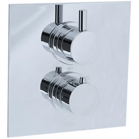 Cifial 221.614.625 - Thermostatic with integral vol.ctrl T465-ch