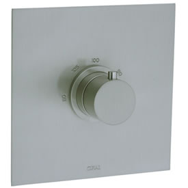 Cifial 221.616.620 - Thermostatic without vol.ctrl trim Lever Handle