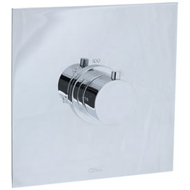 Cifial 221.616.625 - Thermostatic without vol.ctrl trim Lever Handle