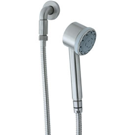 Cifial 221.872.620 - Techno Contemporary Wall Mount Handshower - satin nic
