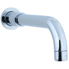 Cifial 221.875.625 - Techno Wall mount tub filler spout