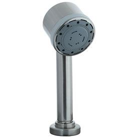 Cifial 221.877.620 - Techno Deck Mount Handshower - Satin Nickel