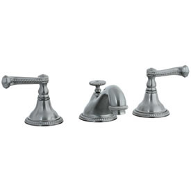 Cifial 256.110.620 - Brunswick Teapot Widespread Lavatory Faucet -Satin Nickel