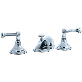 Cifial 256.110.625 - Brunswick Teapot Widespread Lavatory Faucet - Polished Chrome