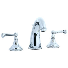 Cifial 256.150.625 - Brunswick Hi-arch Widespread Lavatory Faucet - Polished Chrome