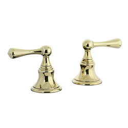 Cifial 268.670.X10 - High Side Valve Kit Trim - Brass Lever