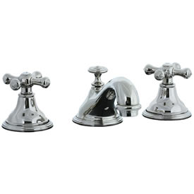 Cifial 277.110.721 - Asbury Teapot Widespread Lavatory Faucet - Polished Nickel