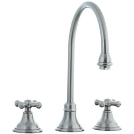Cifial 277.230.620 - Asbury Kitchen Widespread Faucet without spray