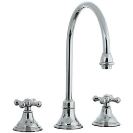 Cifial 277.230.721 - Asbury Kitchen Widespread Faucet without spray