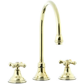 Cifial 277.230.X10 - Asbury Kitchen Widespread Faucet without spray