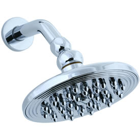 Cifial 289.870.625 - Thunderstorm shower head & arm