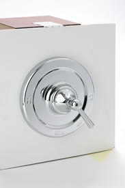 Cifial 293.605.625 - Sea Island Lever PB without Diverter Trim