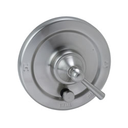 Cifial 293.610.620 - Sea Island Lever PB with Diverter Trim