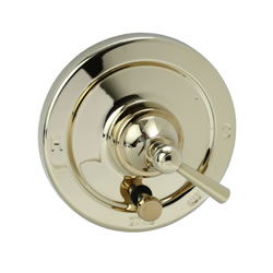 Cifial 293.610.X10 - Sea Island Lever PB with Diverter Trim