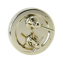 Cifial 293.614.X10 - Sea Island Lever Handle Therm with Volume Control