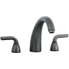 Cifial 295.650.D20 - Stone Mountain Roman Tub Filler Trim with Lever Handle-Dstrs Ni