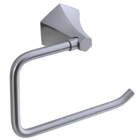 Cifial 401.655.620 - Hexa Toilet Paper Holder - Satin Nickel