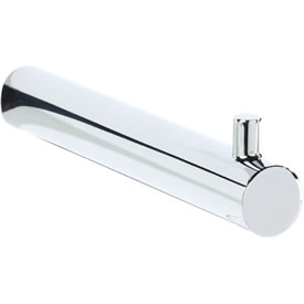 Cifial 422.660.625 - Techno Straight Spare Toilet Paper Holder - Pol. Chrome