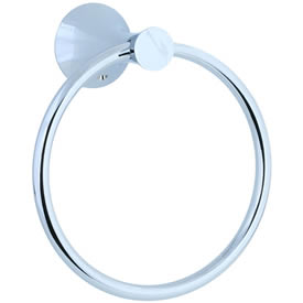 Cifial 445.440.625 - Brookhaven Towel Ring - Polished Chrome